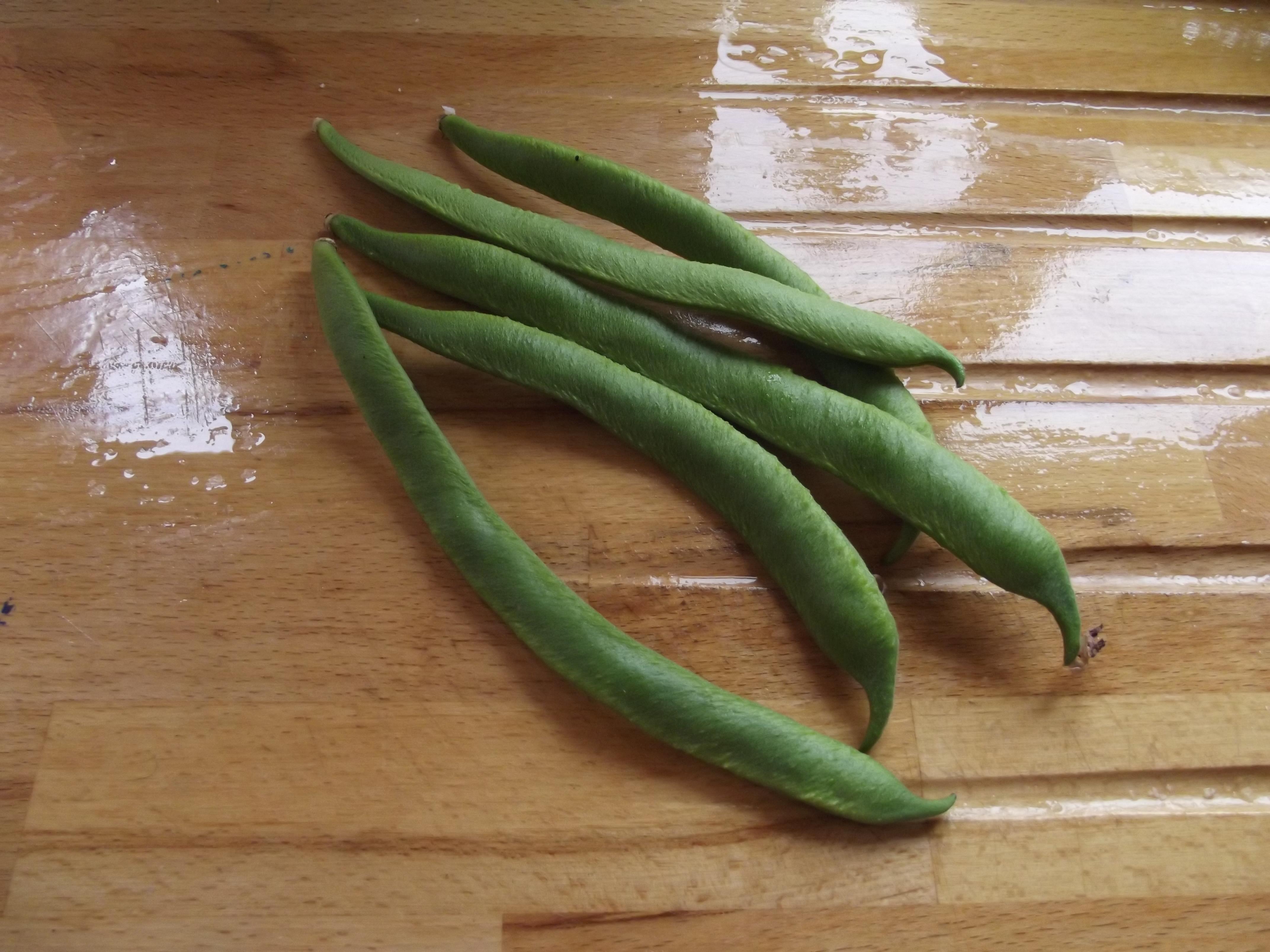 runner beans | Oma
