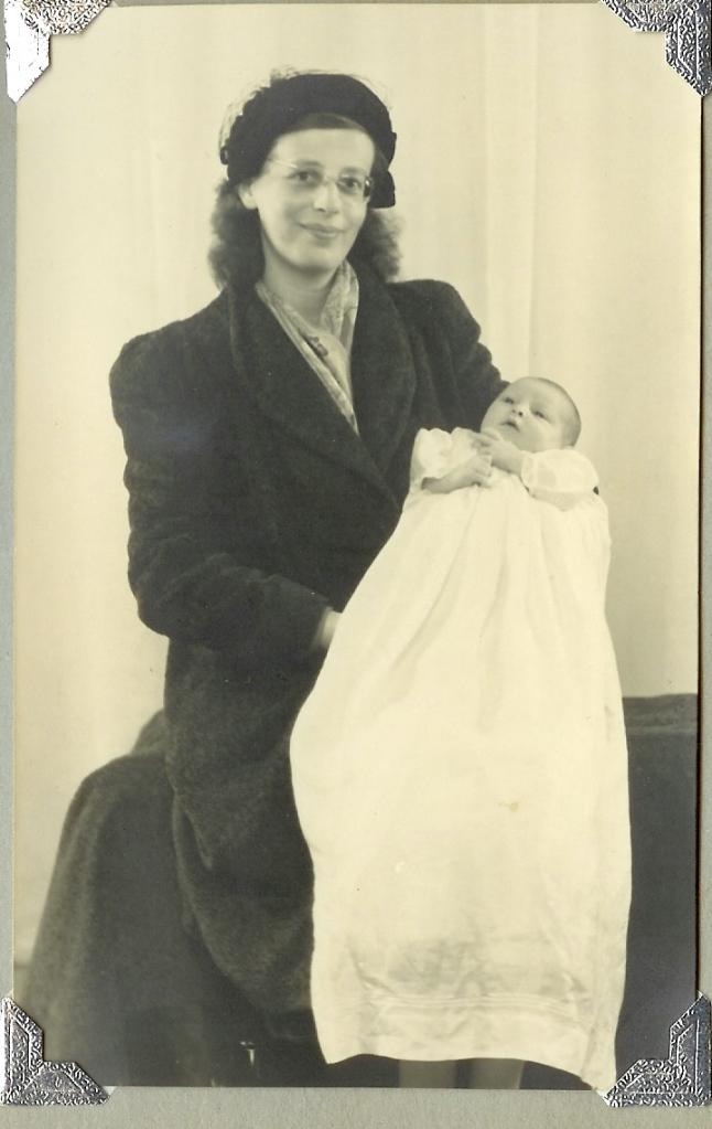 Stella Christening 1951