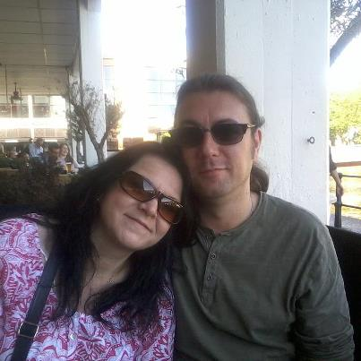 Rob and Kelly August 2012