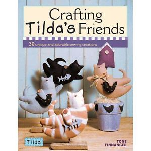 Tilda's friends book